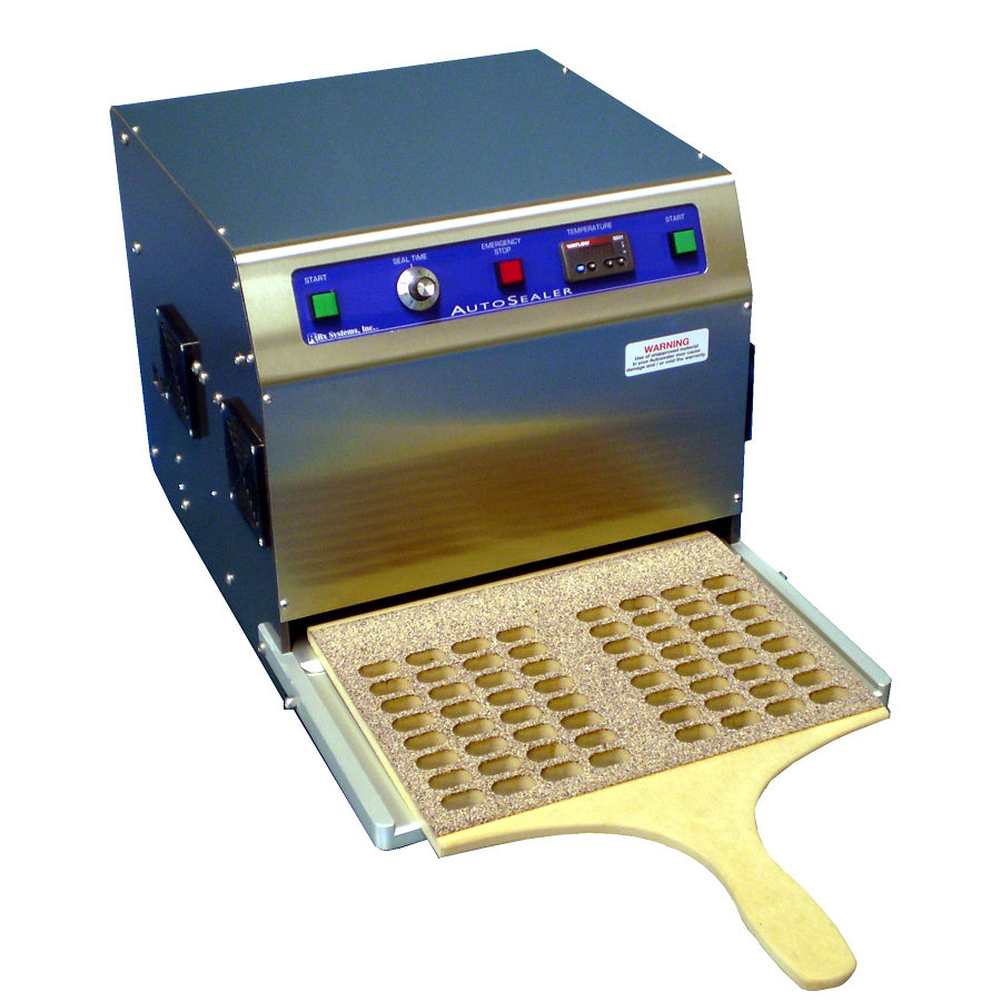 "17-1/2x14-1/2x 12-1/2""Autosealer With Side Rails Heat Seal Machine - Made to order"