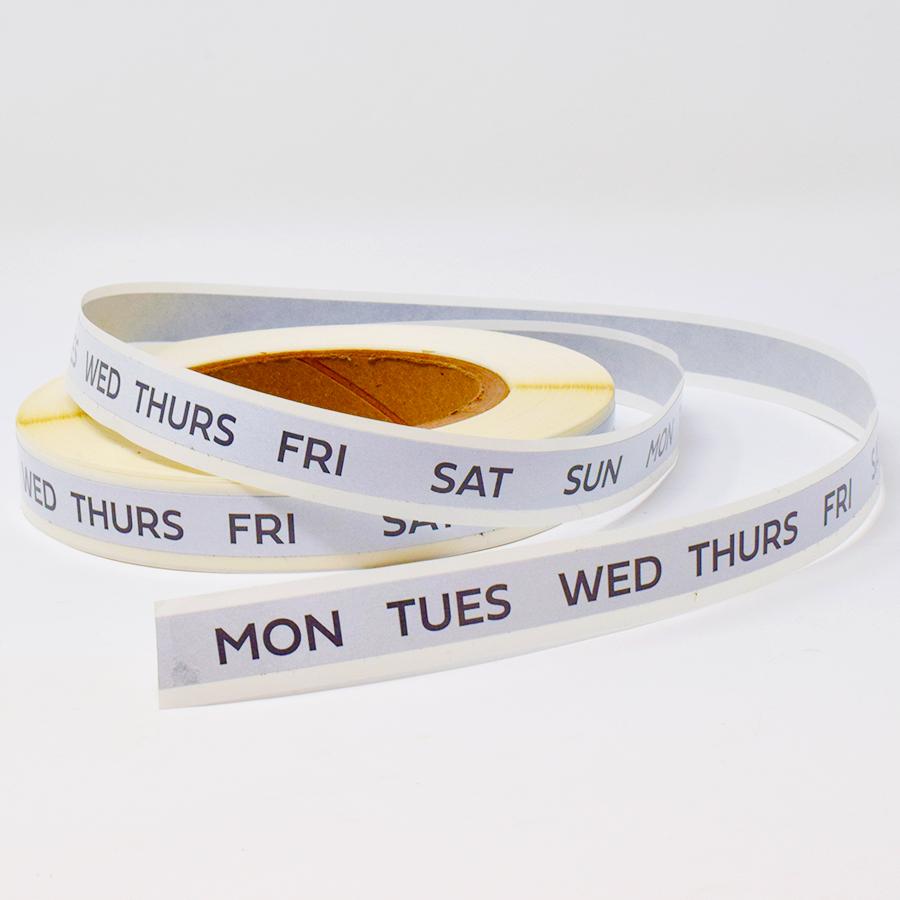 Monday to Sunday Qube Label