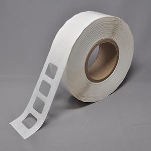 Small Qube Adherence Packaging Repair Tape