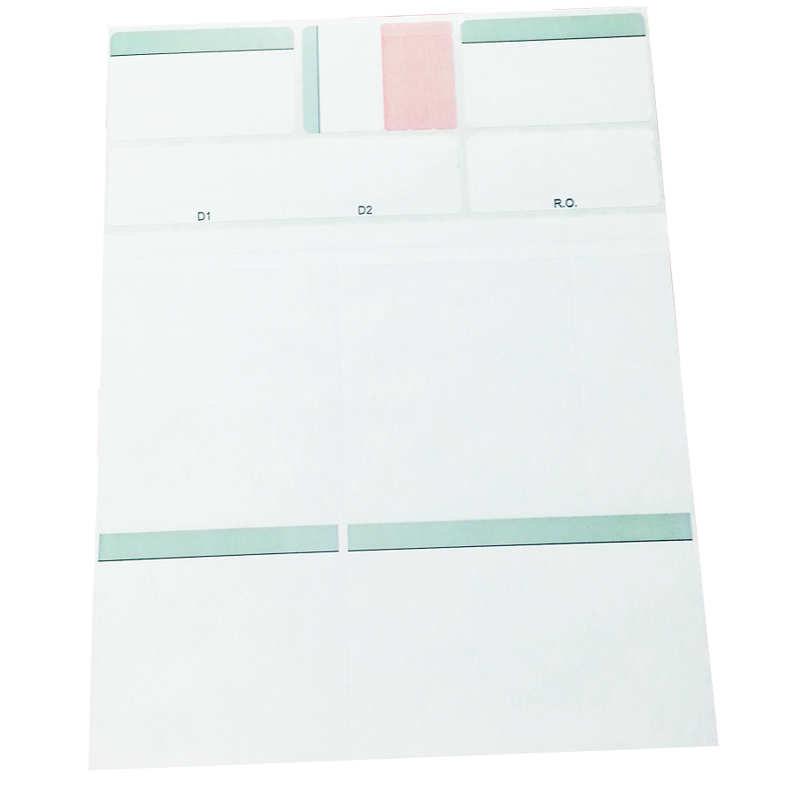 Generic Nursing Home Laser Label