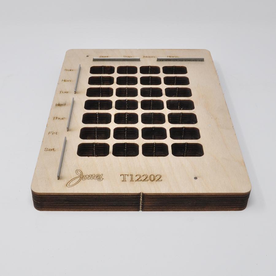 28-Cavity Qube-It Sealing Tray