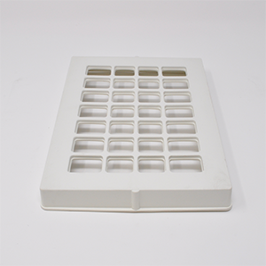 28-Cavity Qube-It Plastic Sealing Tray