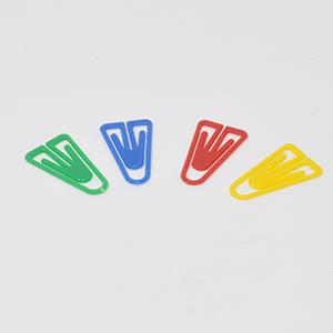 Yellow Plastic Tab