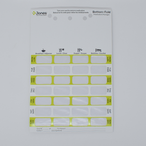 7-Day Bottom-Fold Adherence Card-2PSA