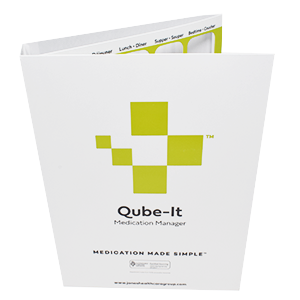 7-Day Qube-It Adherence Card