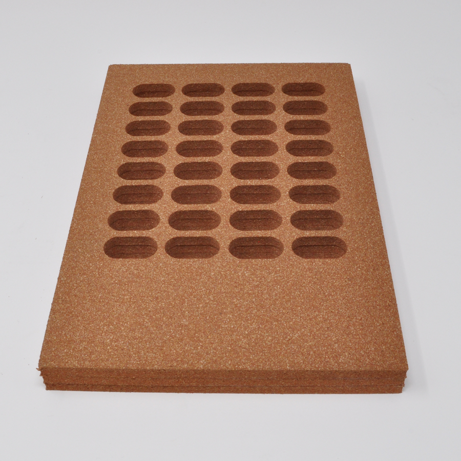 30/31/32-Cavity Book-Style Sealing Tray