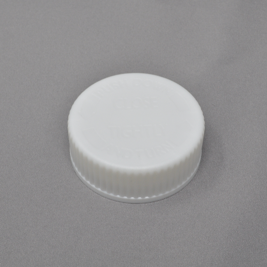 100ml Wide-Mouth Closure With Liner - Safety