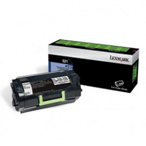 Lexmark 56F1H00 Reconditioned Printer Toner Cartridge