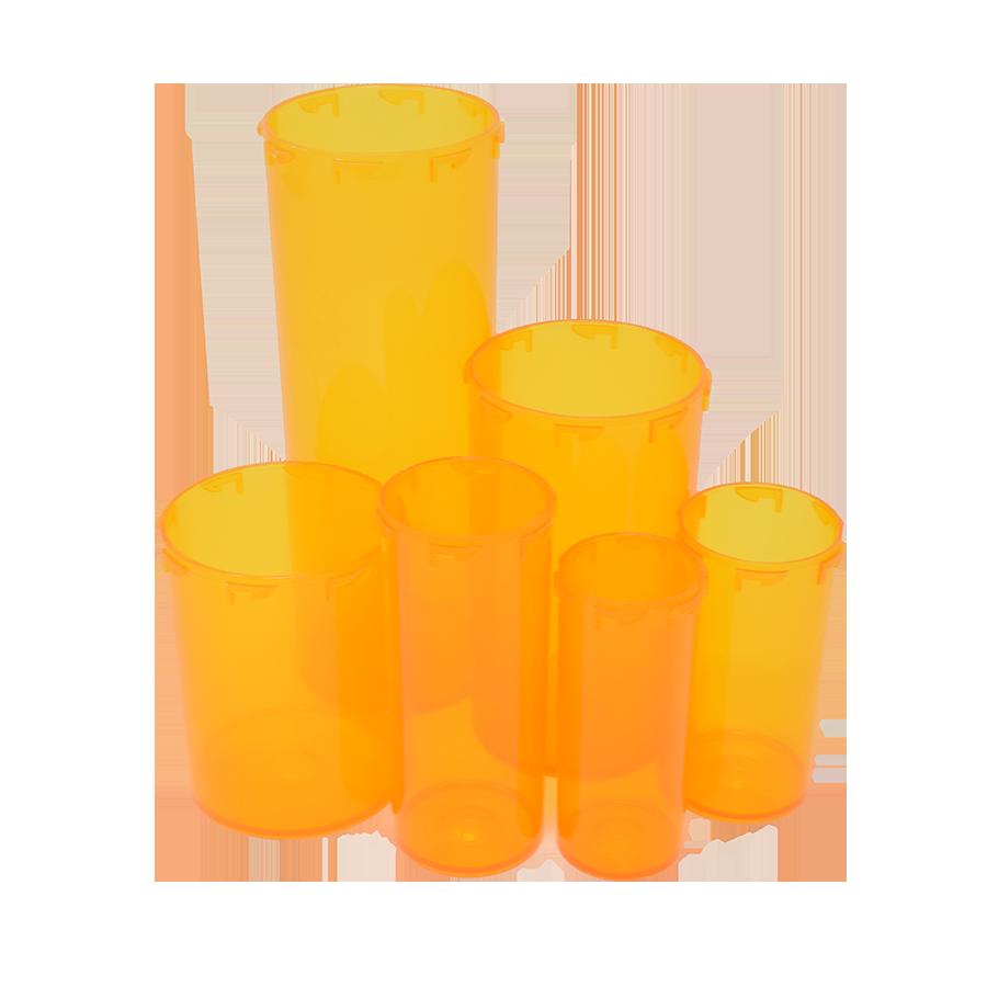 8.5dr Centor Screw-Loc® Amber Vial
