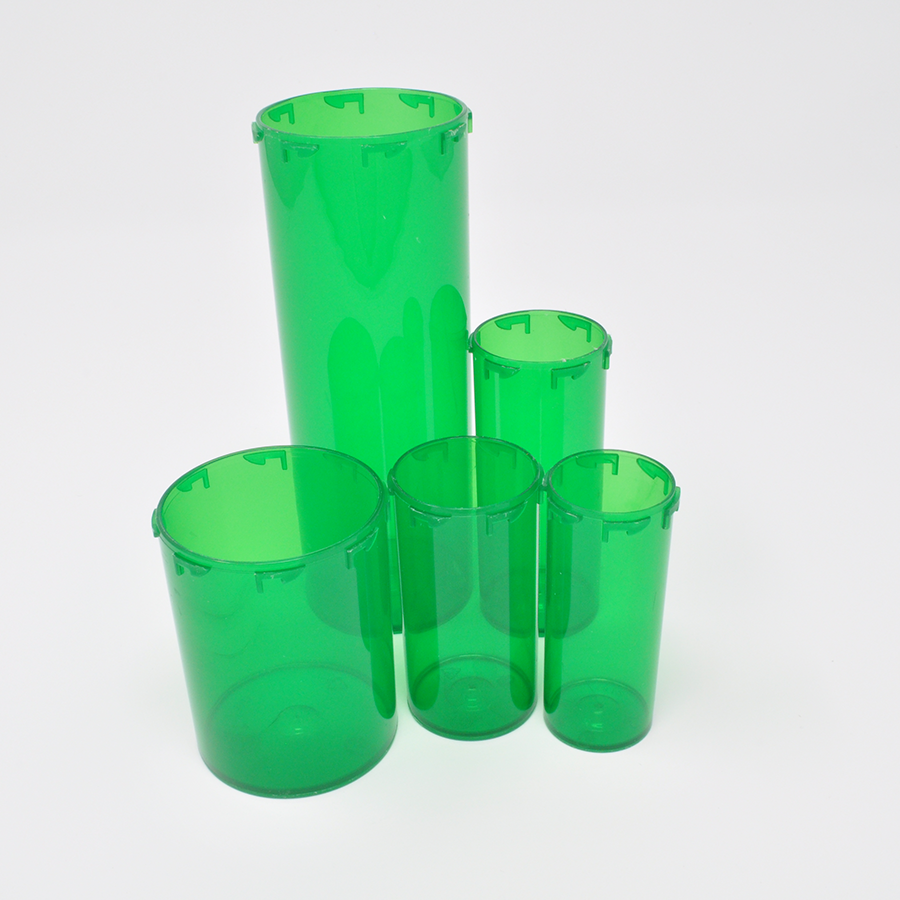 8.5dr Centor Screw-Loc® Green Vial