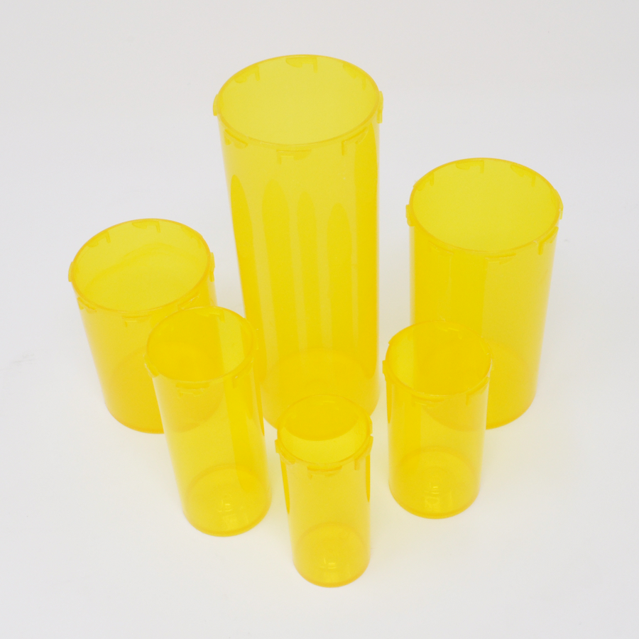 8.5dr Centor Screw-Loc® Yellow Vial