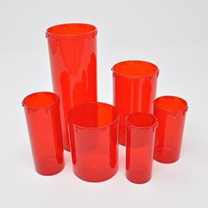 16dr Centor Screw-Loc® Red Vial