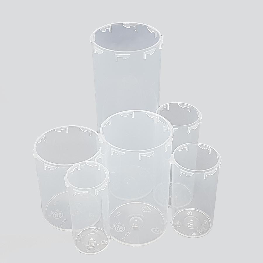 60dr Centor Screw-Loc® Clear Vial