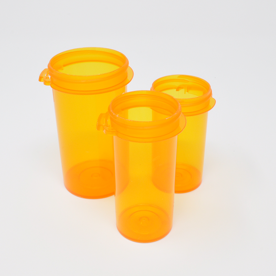 40dr Centor 1-Clic® Amber Vial