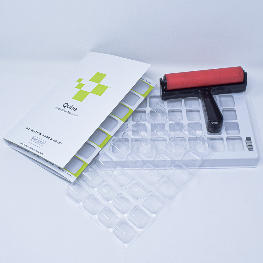 Starter Kit - 7-Day Qube Adherence Packaging