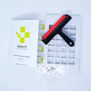 Starter Kit - 7-Day Qube-It Adherence Packaging