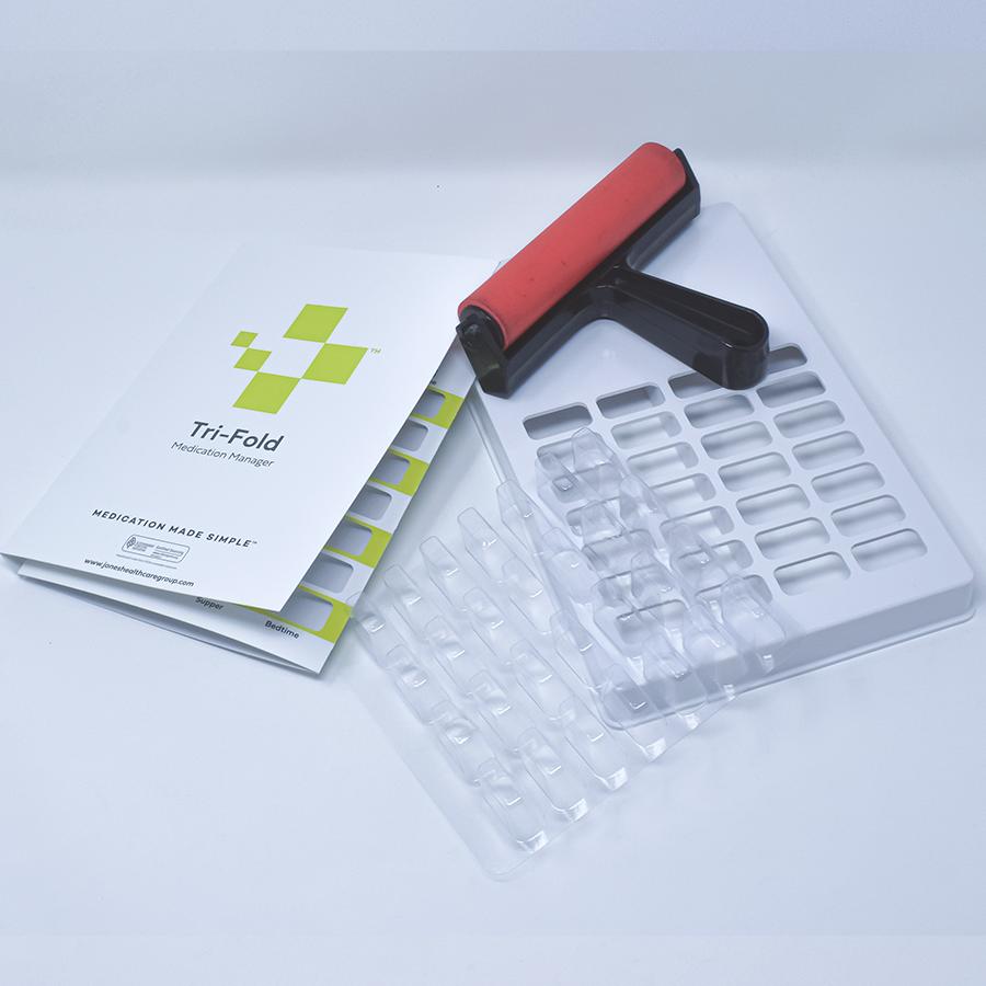 Starter Kit - 7-Day Tri-Fold Adherence Packaging